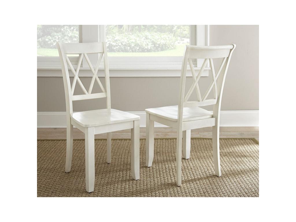 Morris Home AidaSide Chair