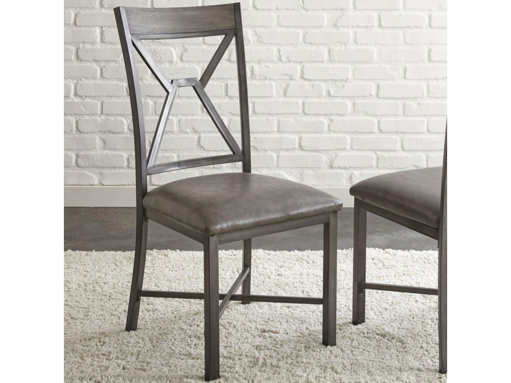 Morris Home AlamoSide Chair