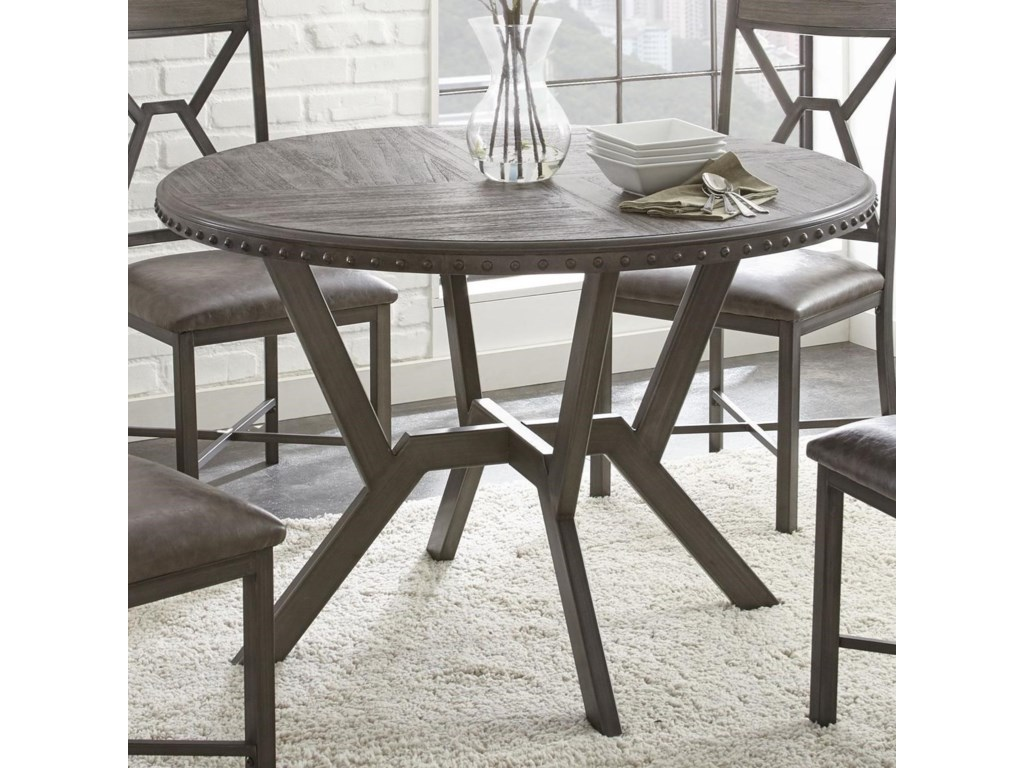 Morris Home AlamoRound Dining Table