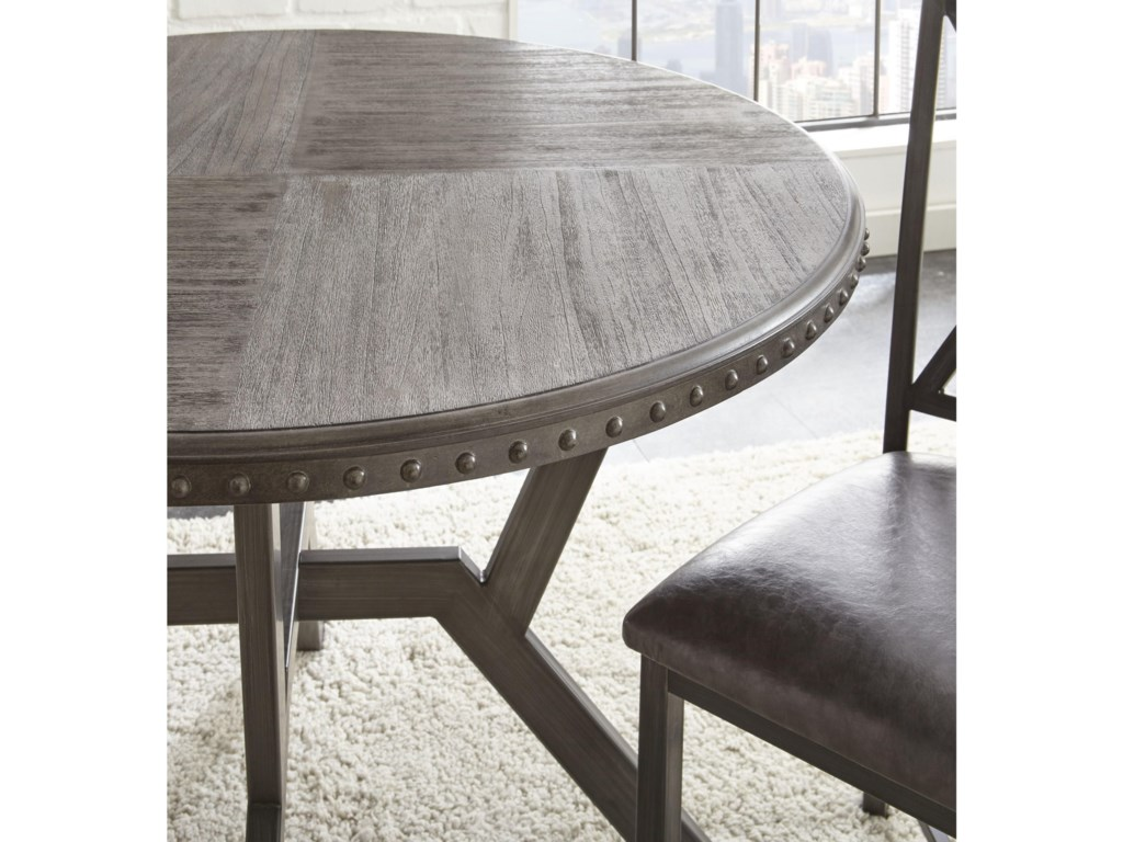 Steve Silver AlamoRound Dining Table