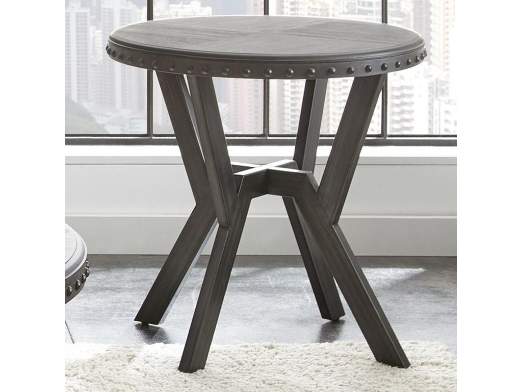 Steve Silver AlamoRound End Table