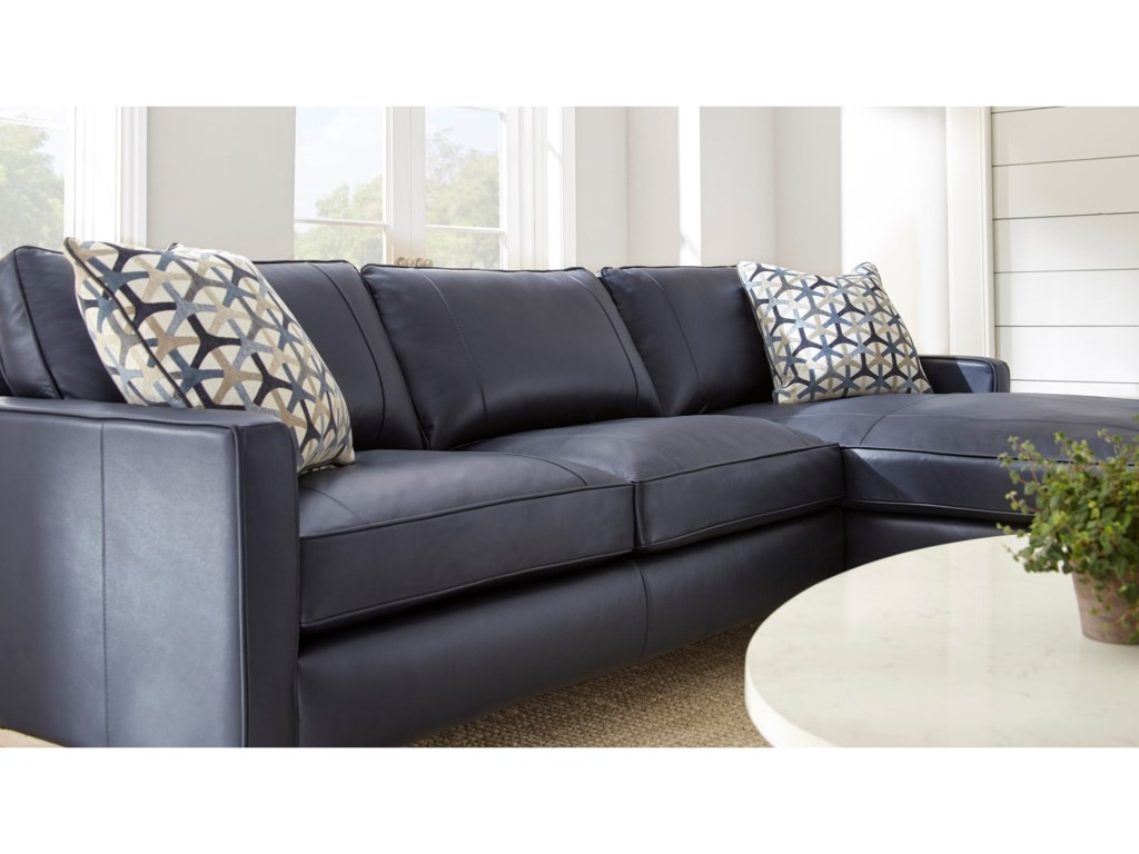 Steve Silver Alder2 Piece Sectional