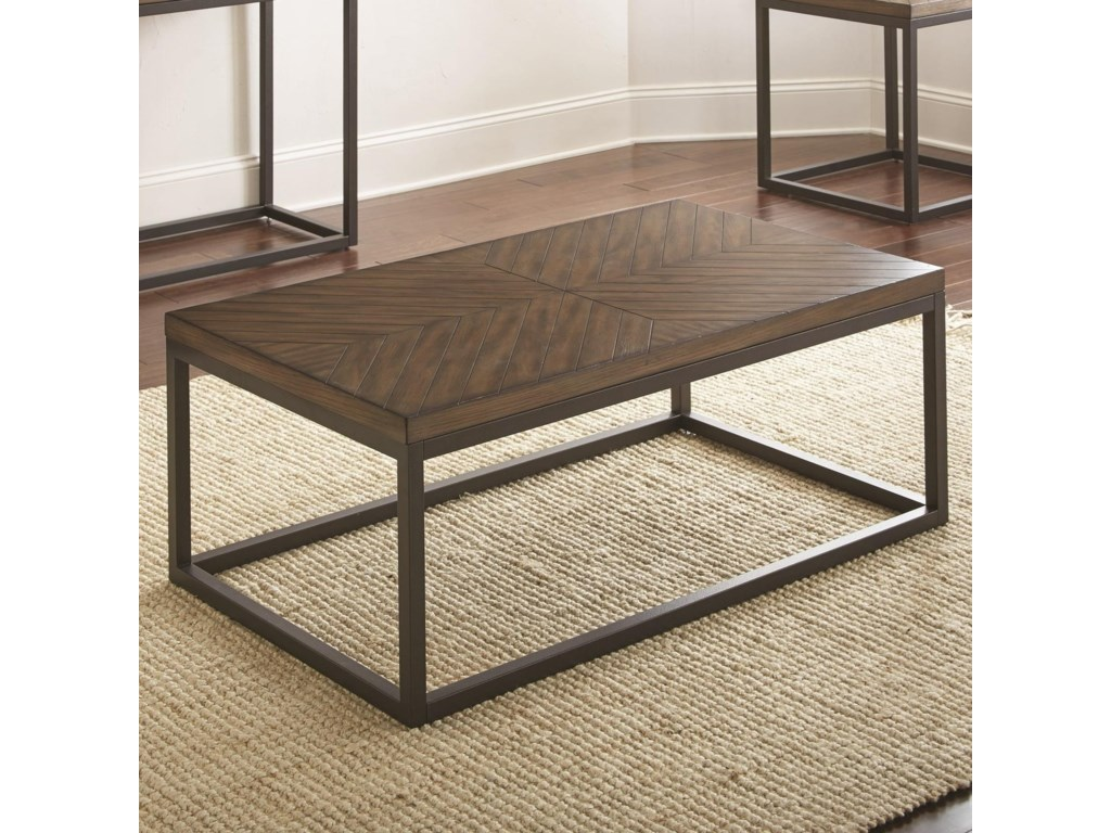 Morris Home AlekaCocktail Table