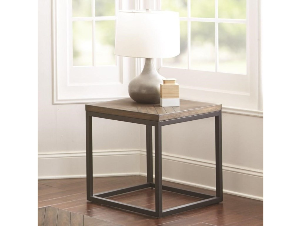 Morris Home AlekaEnd Table