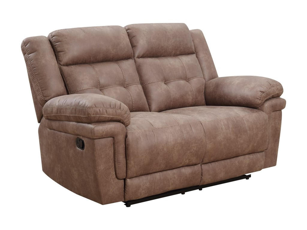 Steve Silver AnthonyReclining Loveseat