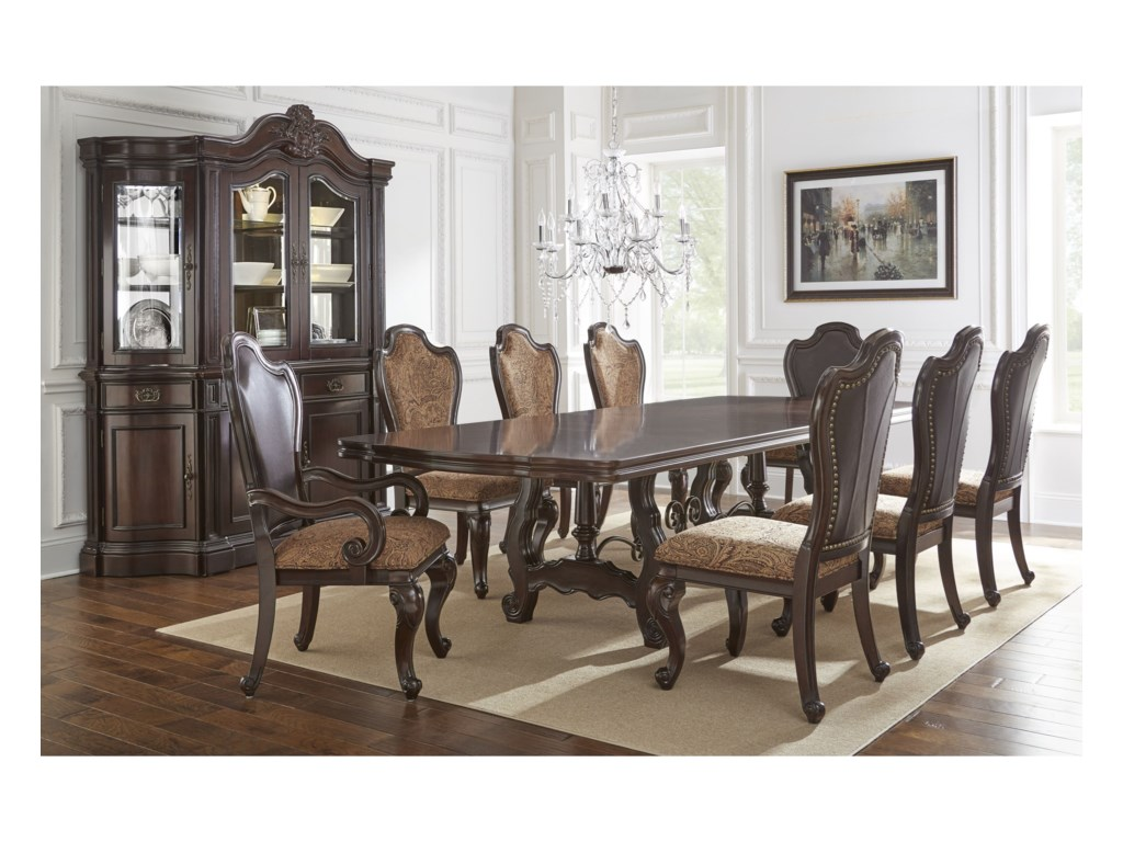 Steve Silver AngelinaFormal Dining Room Group