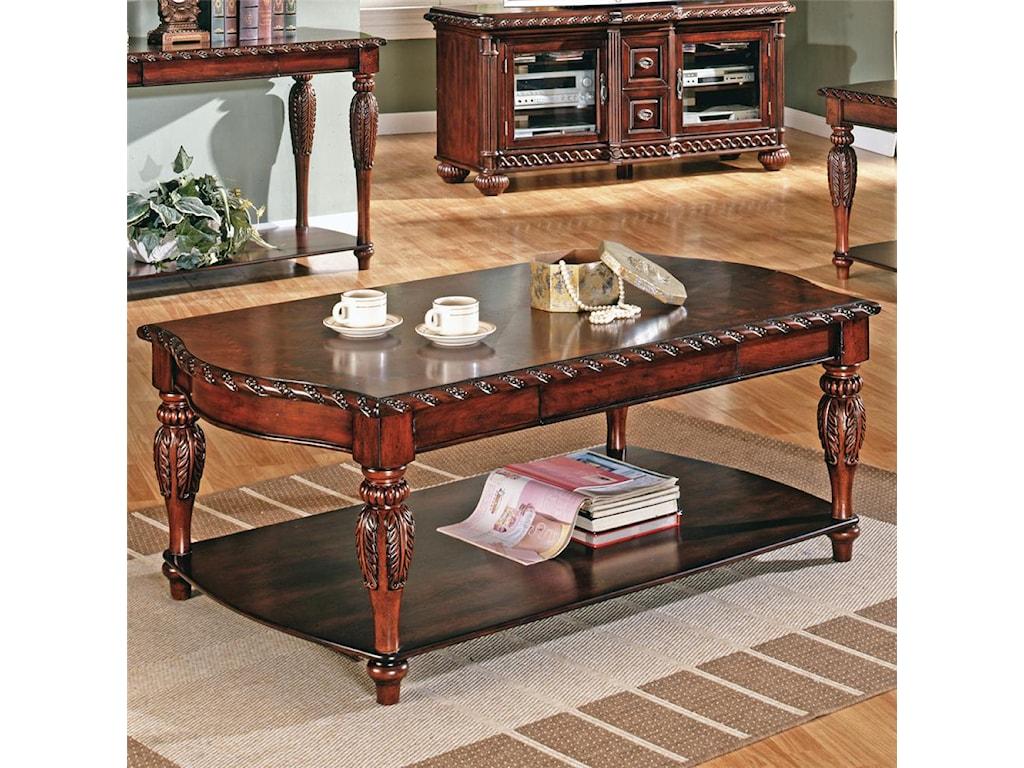 Steve Silver AntoinetteCocktail Table