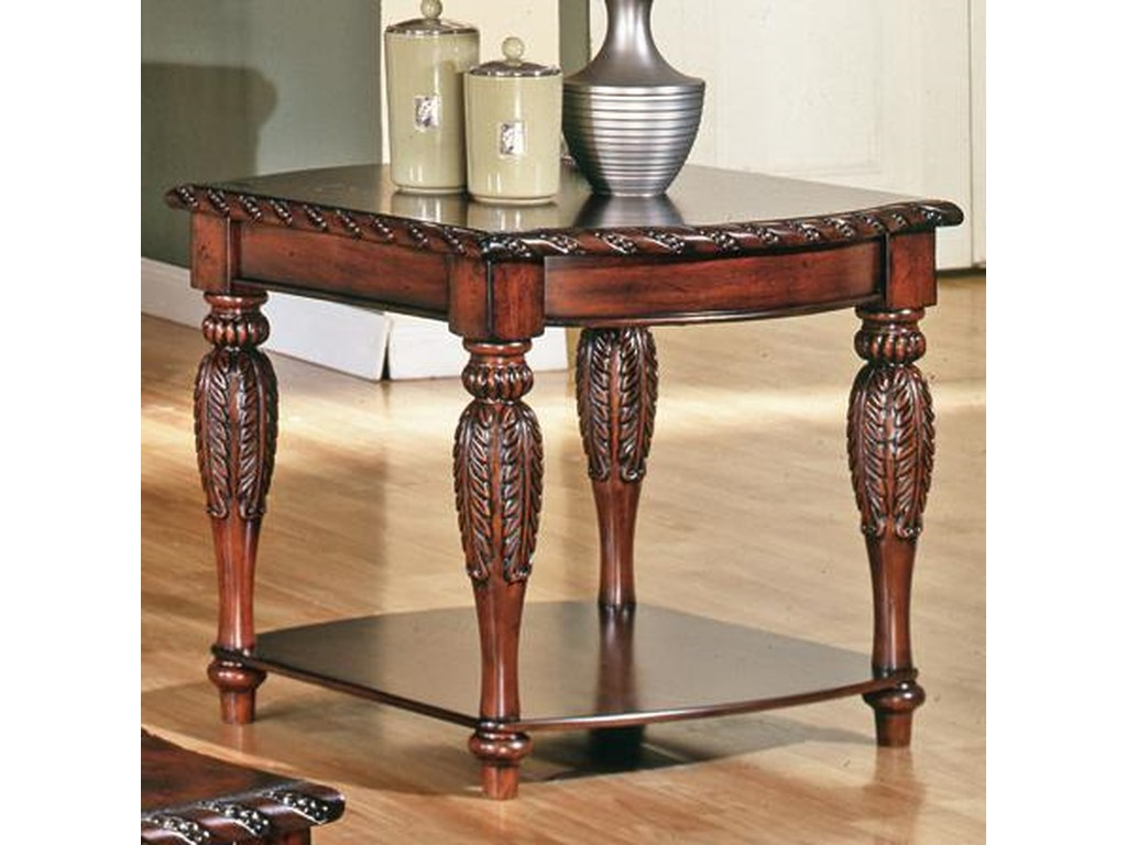 Morris Home AntoinetteEnd Table