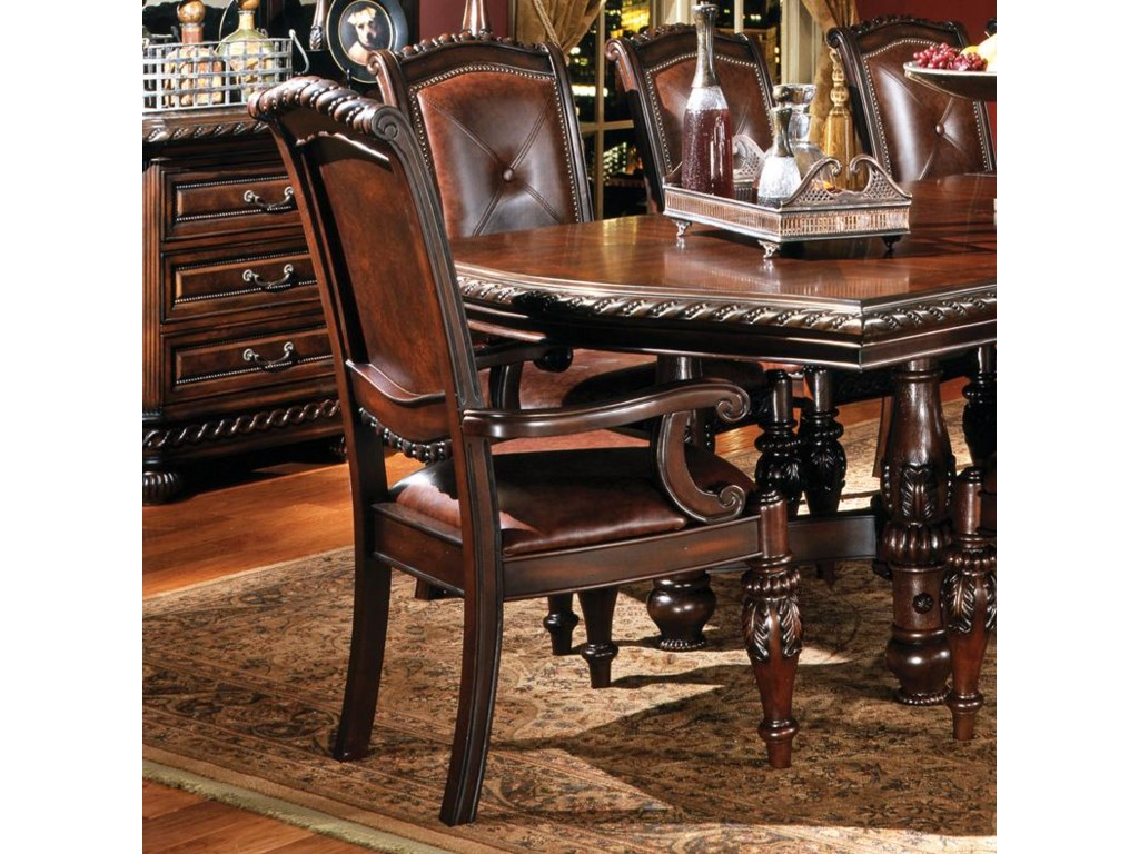 Steve Silver AntoinetteArm Chair