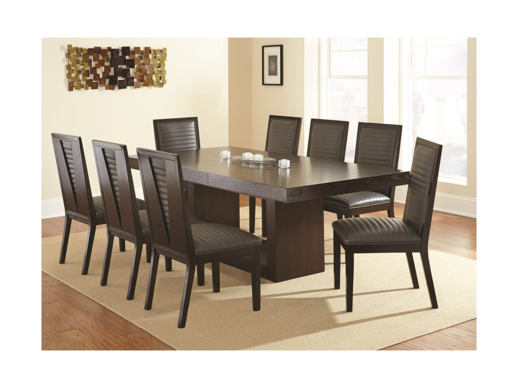 Steve Silver Antonio7 Piece Dining Set