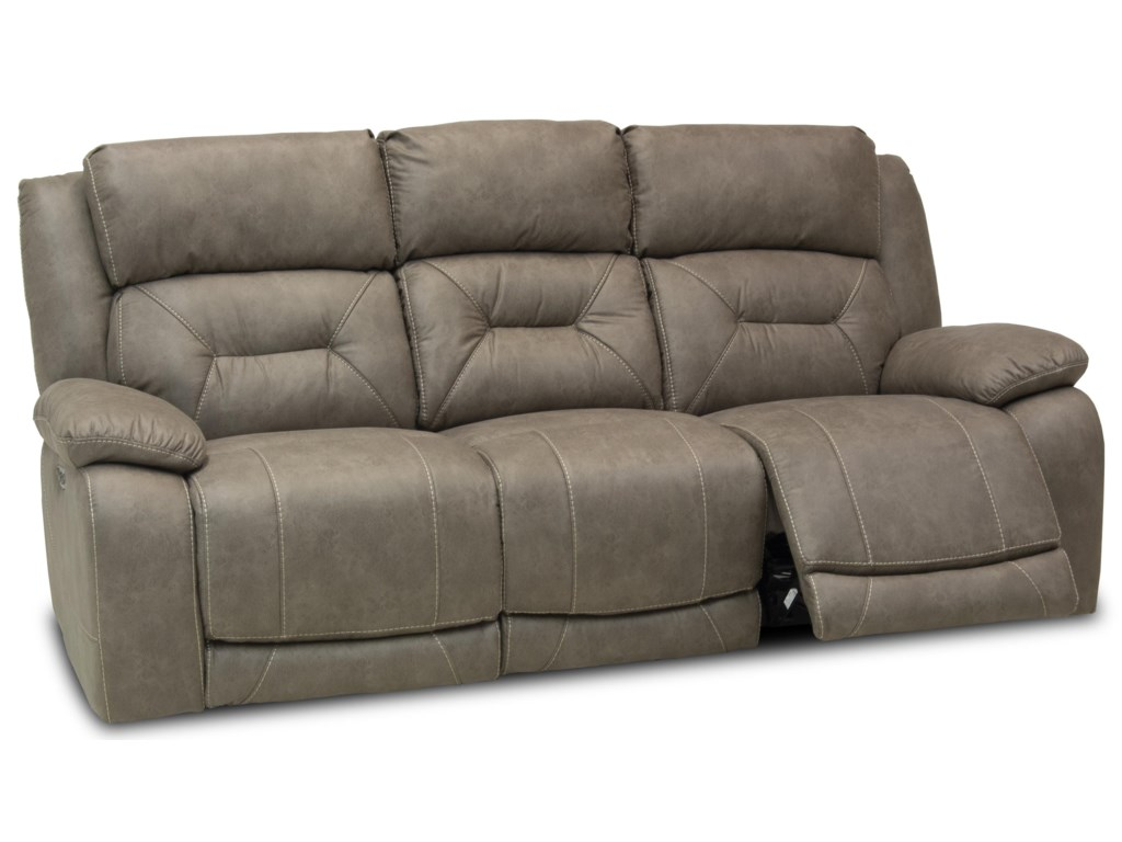 Steve Silver AryaPower Reclining Sofa with Power Headrests