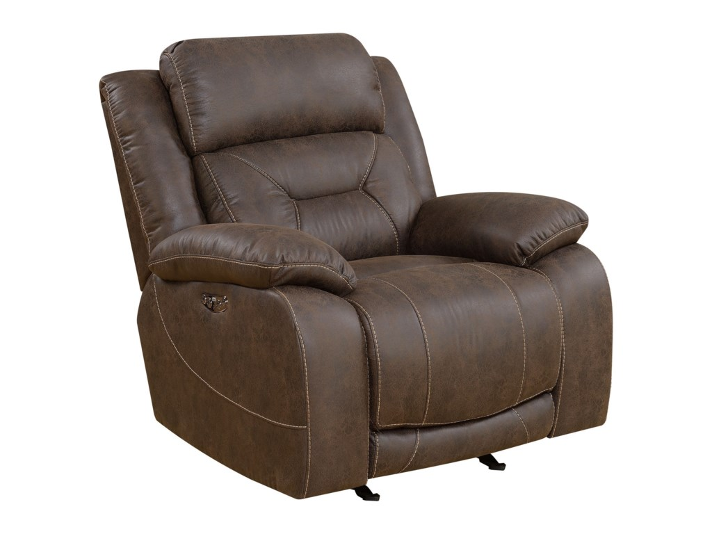 Morris Home AriaPower Recliner
