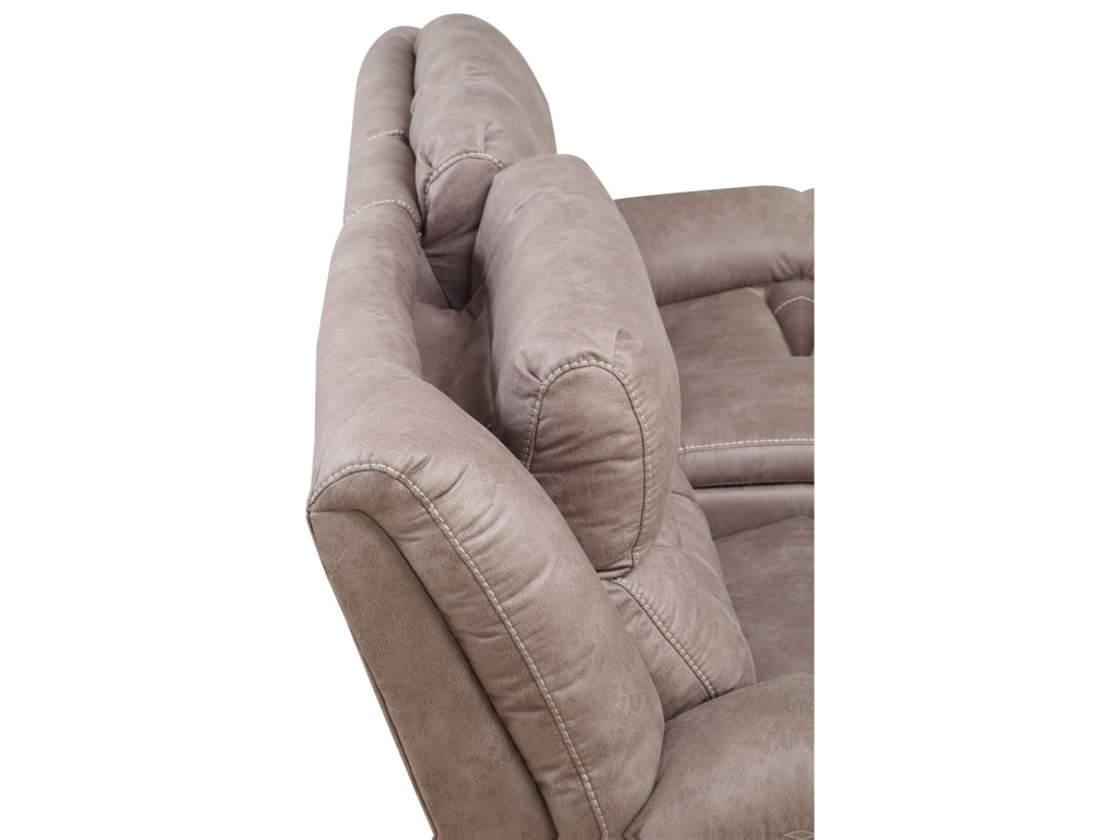 Morris Home AriaPower Reclining Loveseat