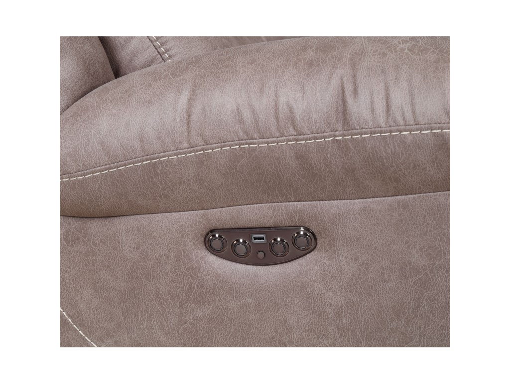 Morris Home AriaReclining Sofa