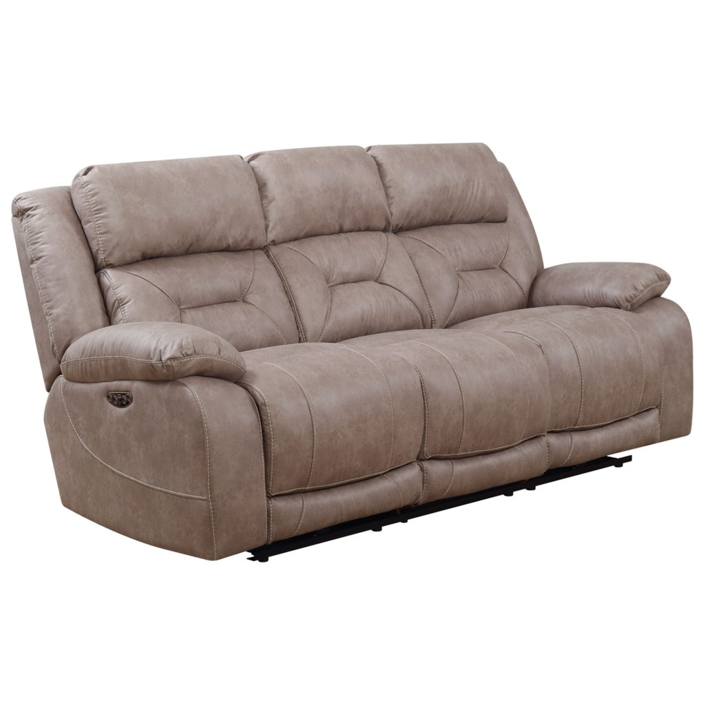 Steve Silver Aria Reclining Sofa Vandrie Home Furnishings