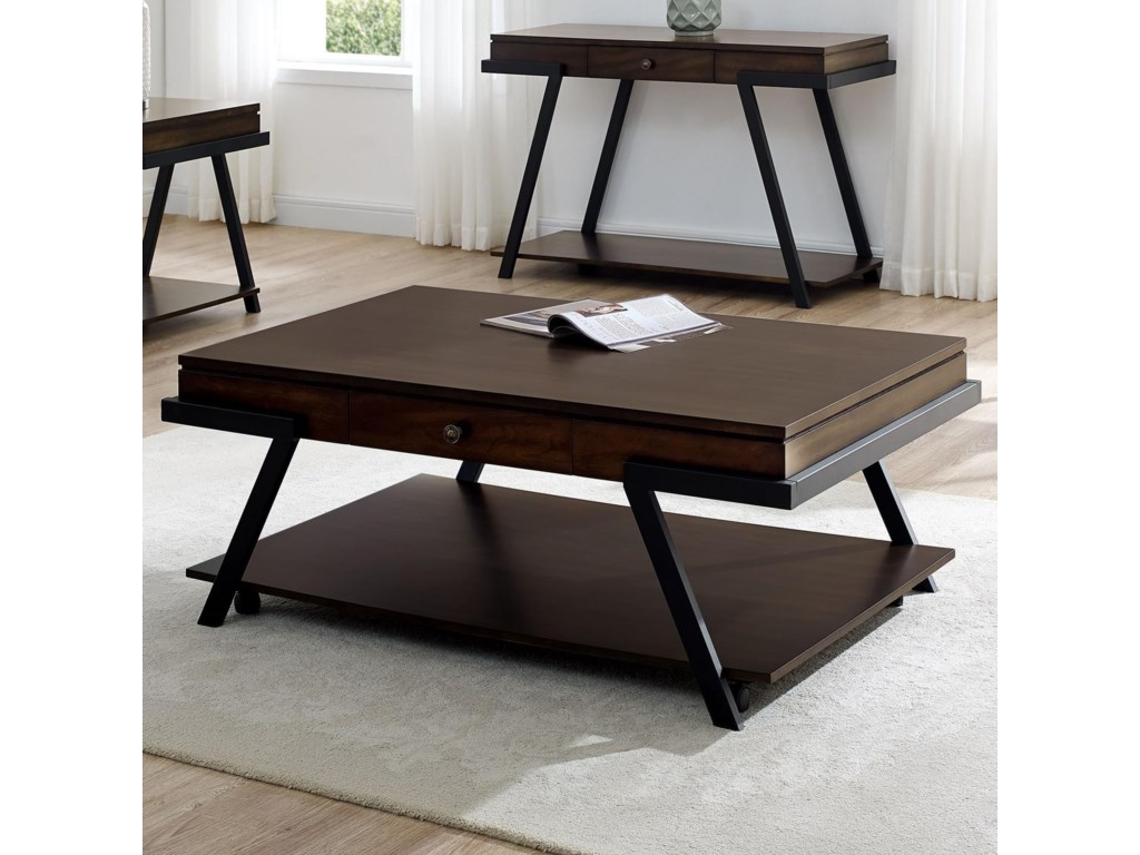 Morris Home ArtemisCocktail Table