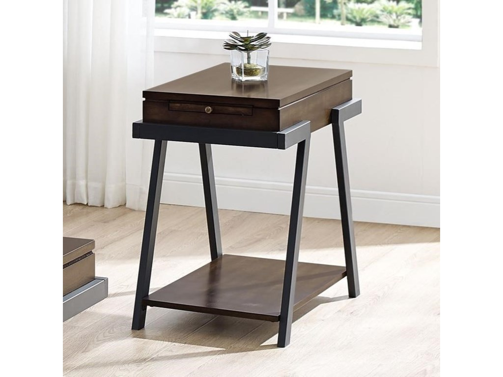 Steve Silver ArtemisChairside End Table