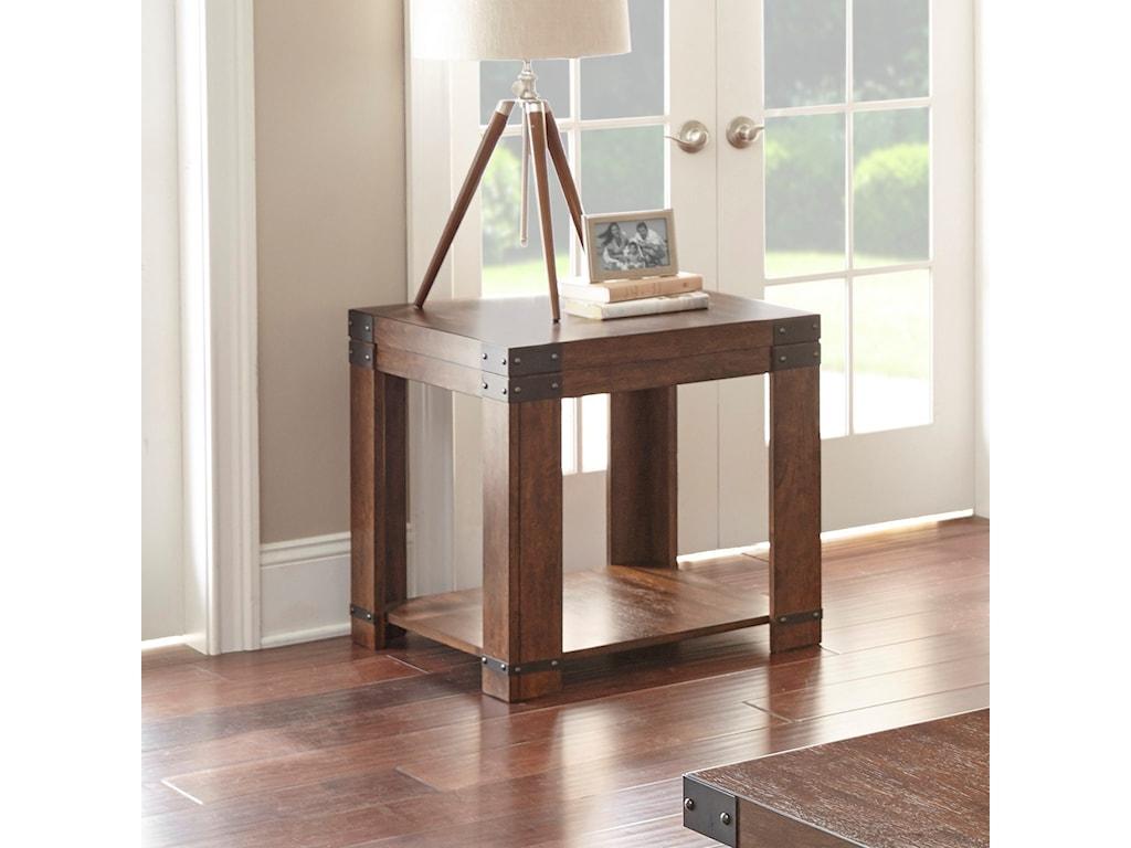 Morris Home ArushaEnd Table