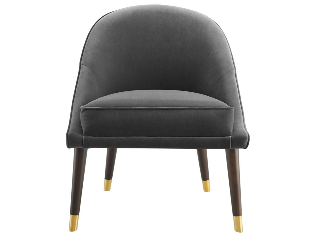 Steve Silver AvalonVelvet Accent Chair