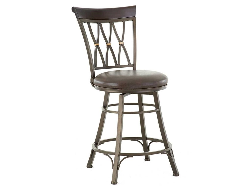 Steve Silver BaliSwivel Counter Chair