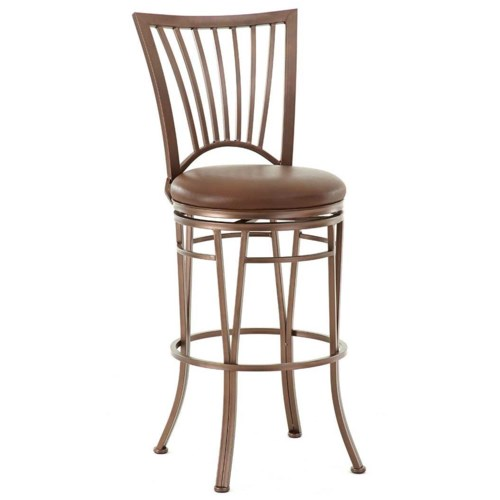 Steve Silver Baltimore Swivel Bar Stool with Slat Back  : products2Fstevesilver2Fcolor2Fbaltimore20btbt600sbc b0jpgwidth500ampfsharpen25ampdownpreserve0amptrimthreshold80amptrimpercentpadding0 from www.walkersfurniture.com size 500 x 1023 jpeg 78kB