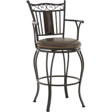 "30"" Barbara Bar Stool"