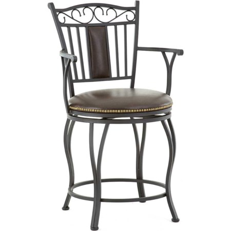 "24"" Barbara Bar Stool"