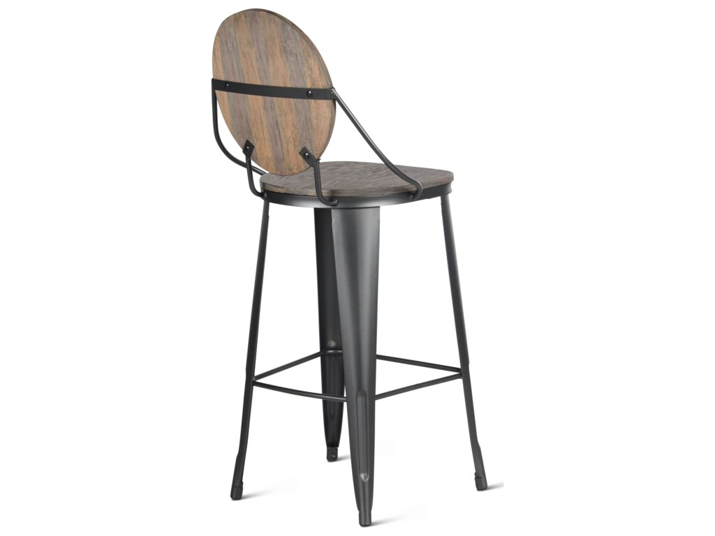 Steve Silver BenjaminBar Height Chair