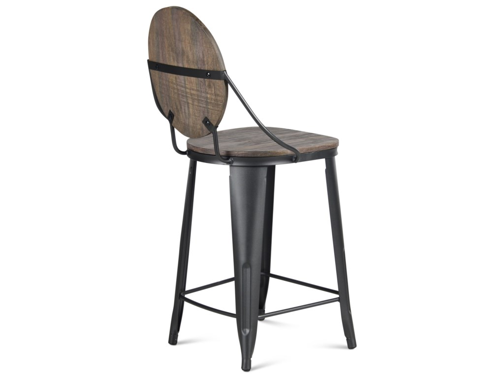 Steve Silver BenjaminCounter Height Chair