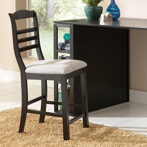 Steve Silver Bradford Counter Height Desk Chair Wayside