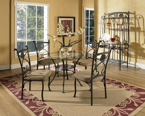 Steve Silver Brookfield Casual Dining Room Group