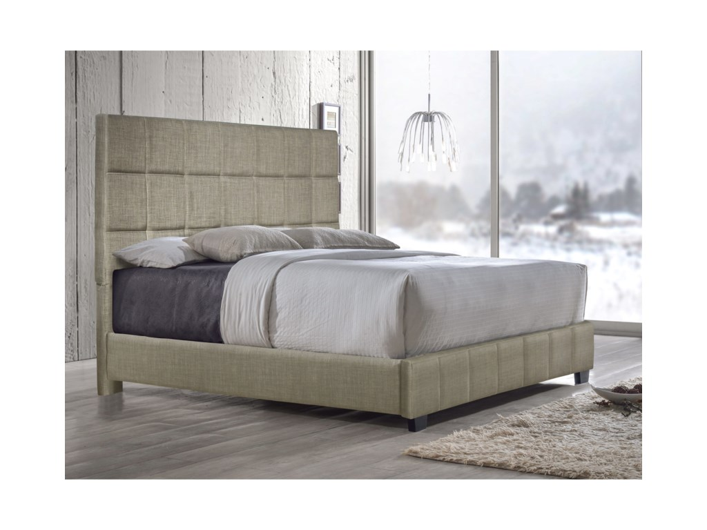 Steve Silver BrooklynQueen Bed