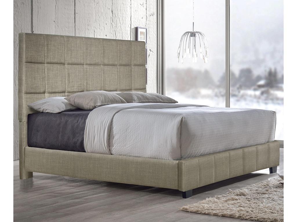 Steve Silver BrooklynKing Bed