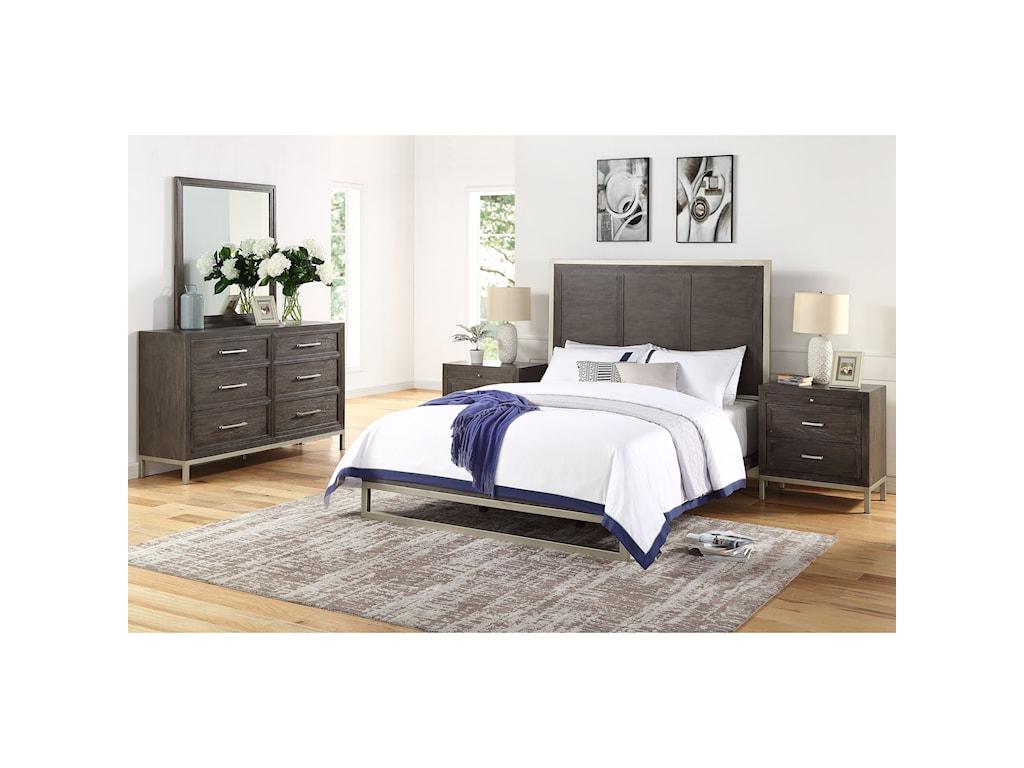 Steve Silver BroomfieldQueen Bed