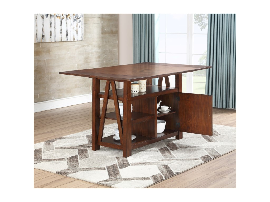 Vendor 3985 BrysonCounter Height Table