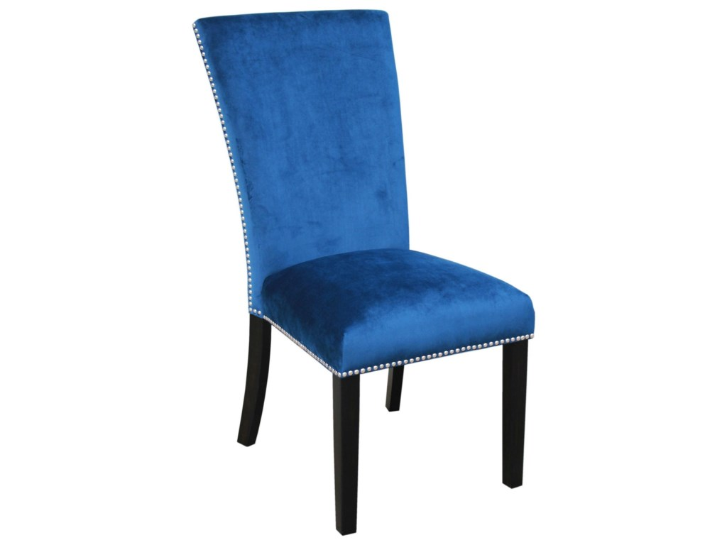 Steve Silver CamilaDining Chair with Nailhead