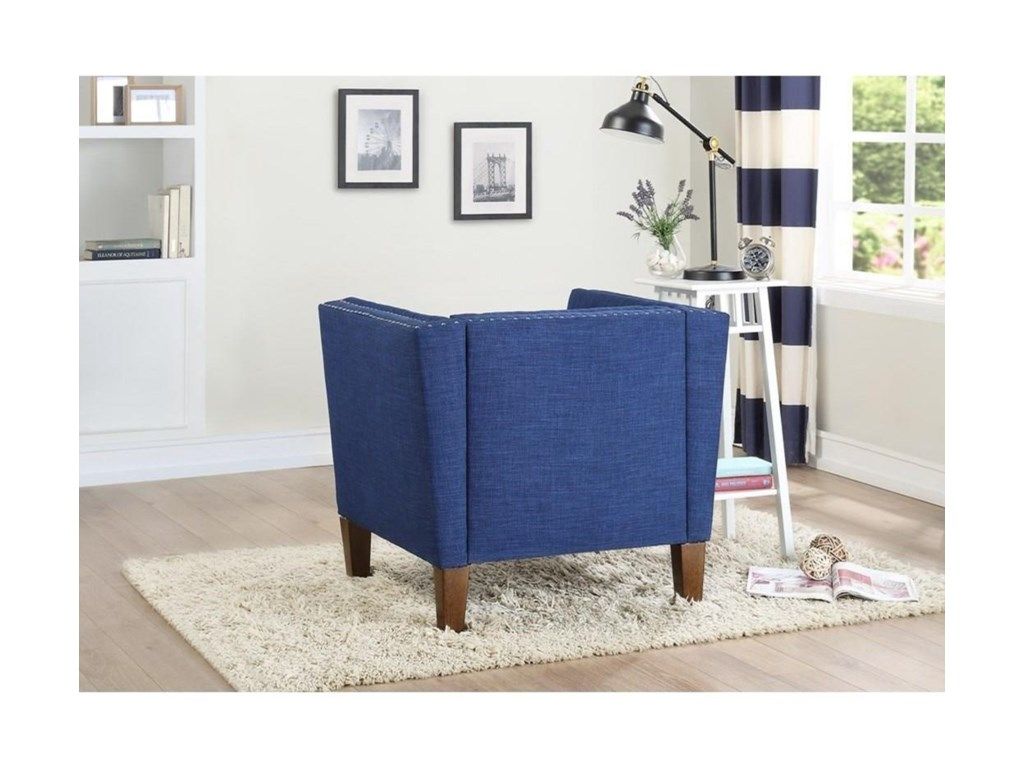 Steve Silver CampbellAccent Chair