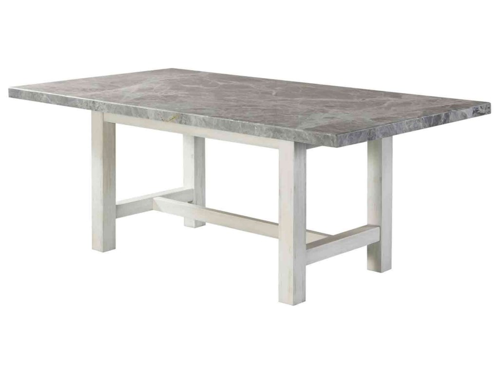 Steve Silver CanovaMarble Top Dining Table