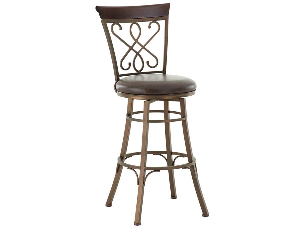 Steve Silver CarmonaSwivel Bar Chair