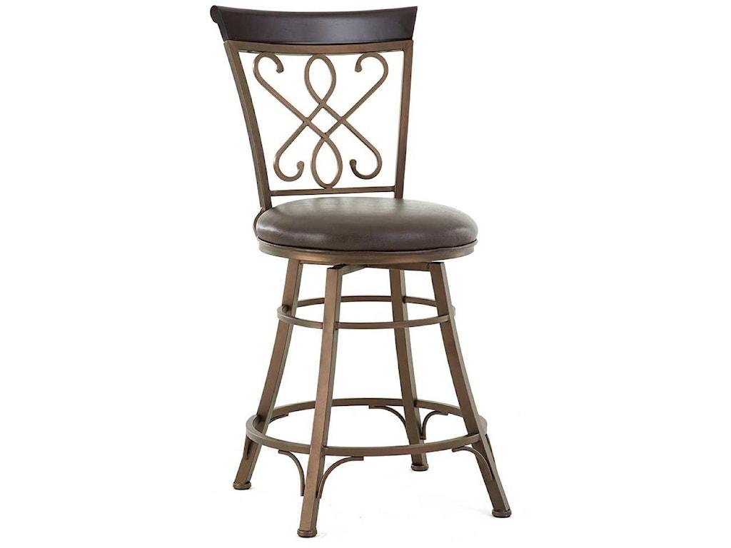 Steve Silver CarmonaSwivel Counter Chair