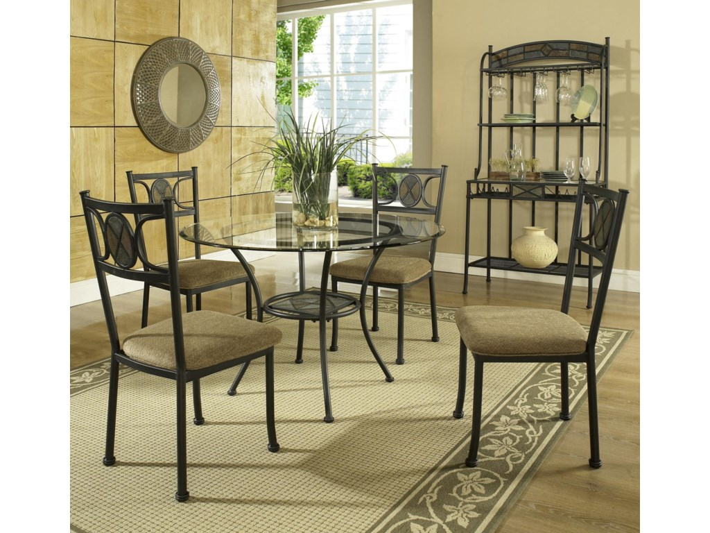 Steve Silver Carolyn5-Piece Dining Set