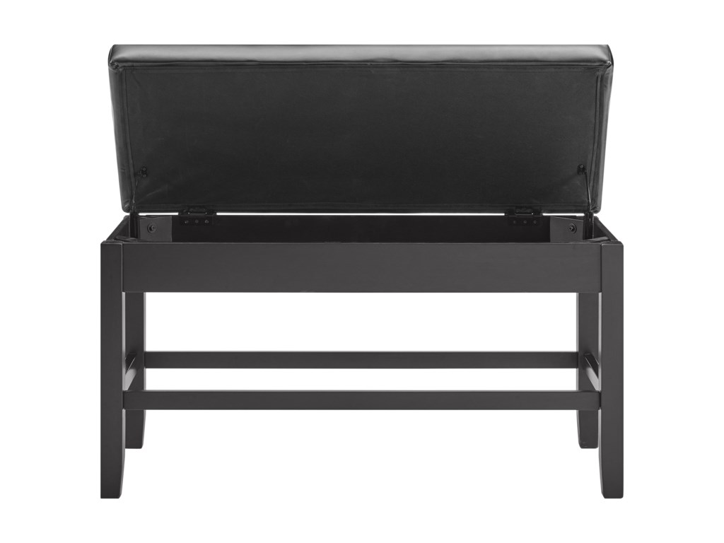 Steve Silver CarraraCounter Height Dining Bench
