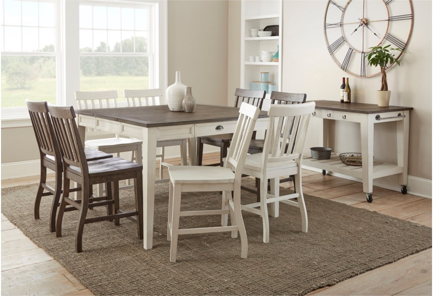 Cayla Casual Dining Room Group