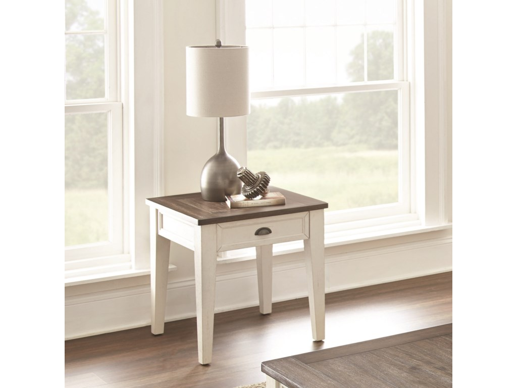Steve Silver CaylaEnd Table