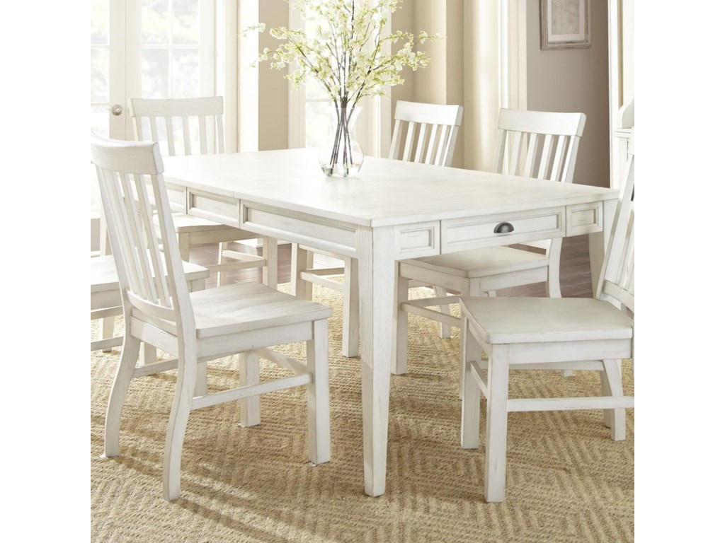 Cayla Dining Table With 16 Leaf