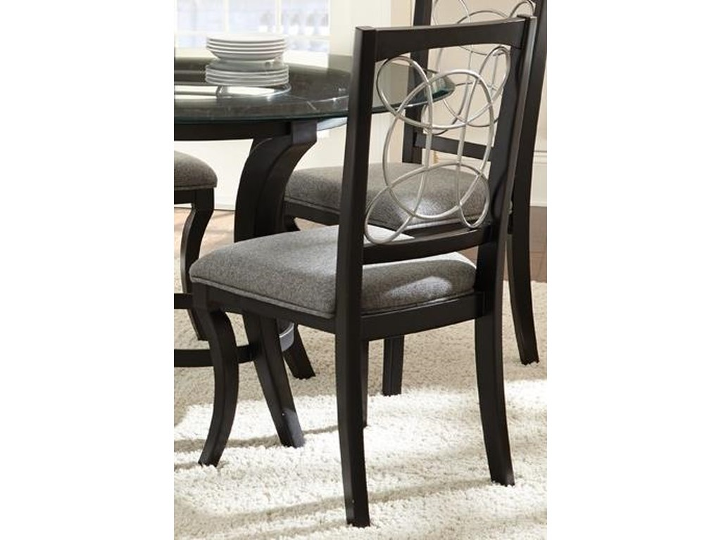 Steve Silver CaymanUphlostered Side Chair