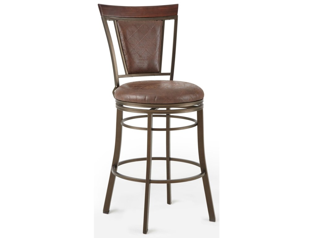 Steve Silver CecileSwivel Bar Chair
