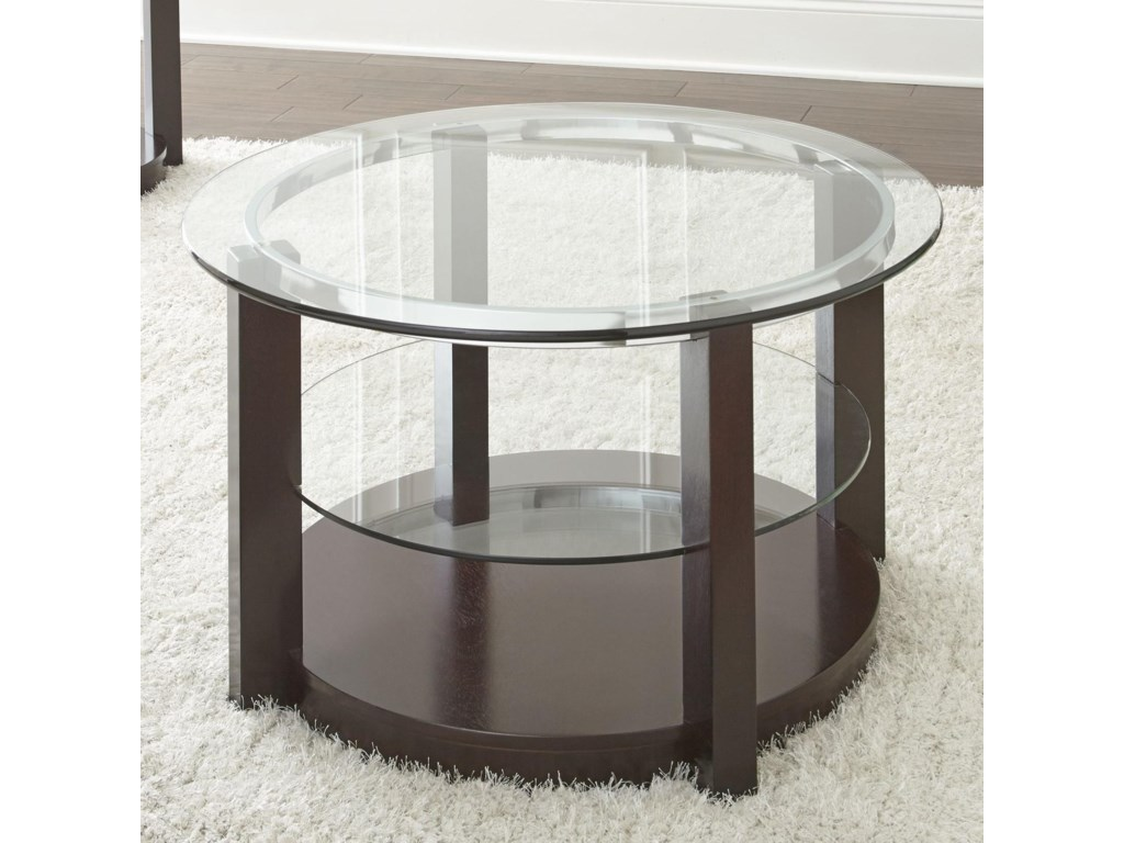 Steve Silver CerchioRound Cocktail Table
