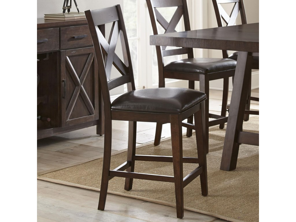Steve Silver ClaptonCounter Chair