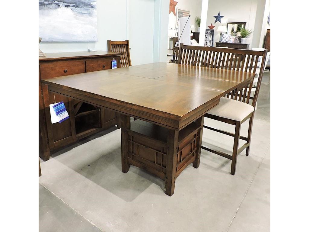 Belfort Essentials    Counter Table